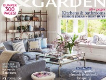 The House and Garden magazine shoot
