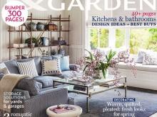 The House and Garden magazine shoot