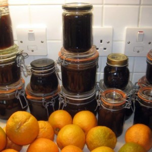 Marmalade month