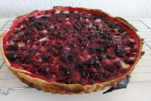 The simplest, easiest tart recipe ever