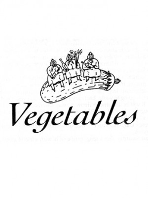 Vegetables 1/2