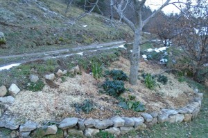 Reducing sticks to the perfect mulch