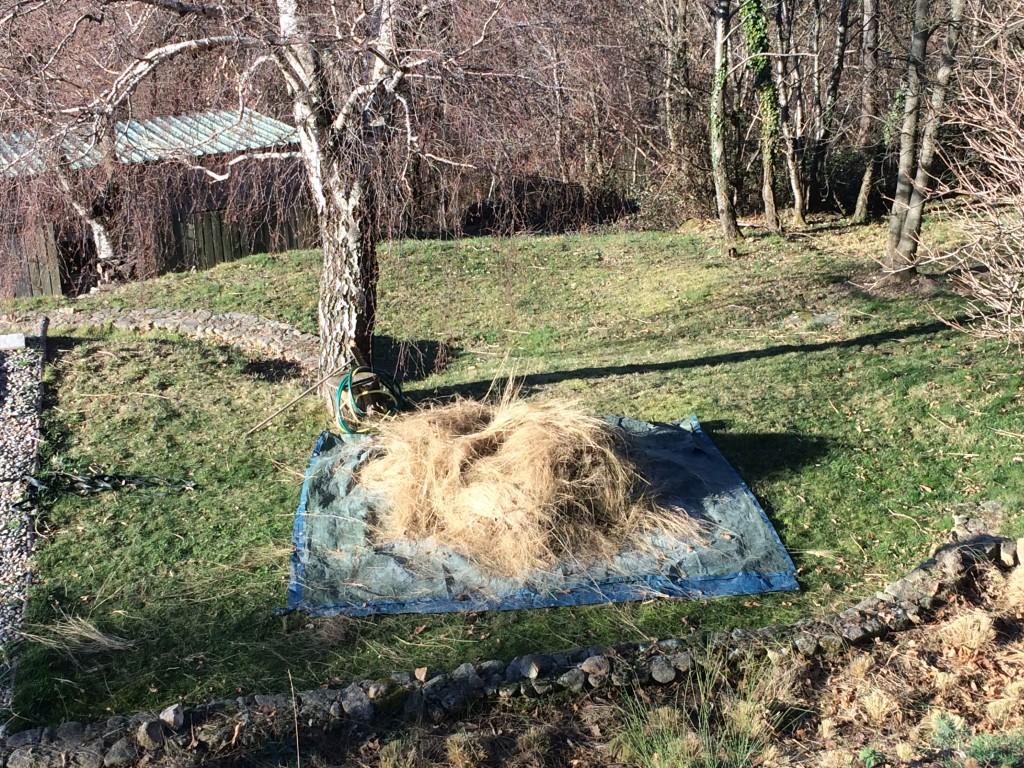 grasspiles