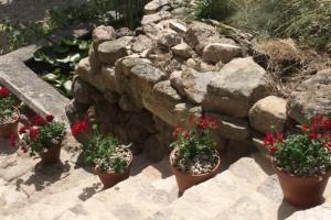Repairing old steps