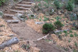 Repairing paths